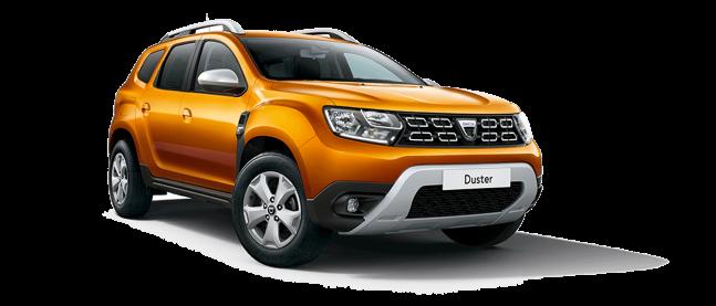 Dacia – Duster