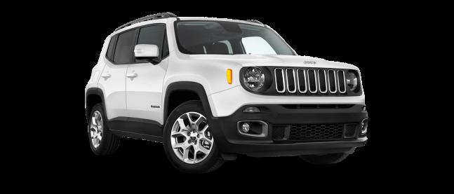 Noleggia Jeep Renegade 4xe