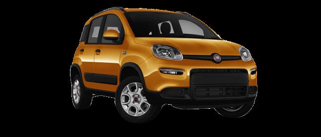 Noleggia Fiat Panda