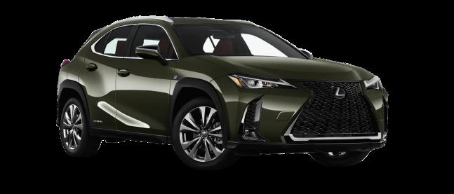 Lexus – UX