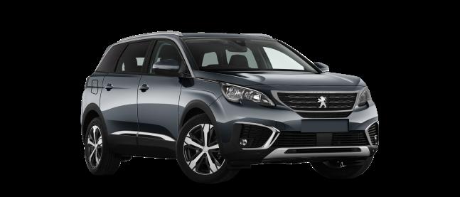 Peugeot – 5008