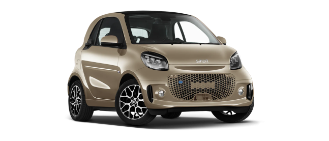 Smart – Fortwo