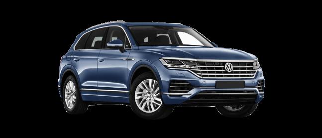 Volkswagen – Touareg