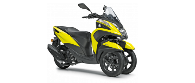 Yamaha – Tricity