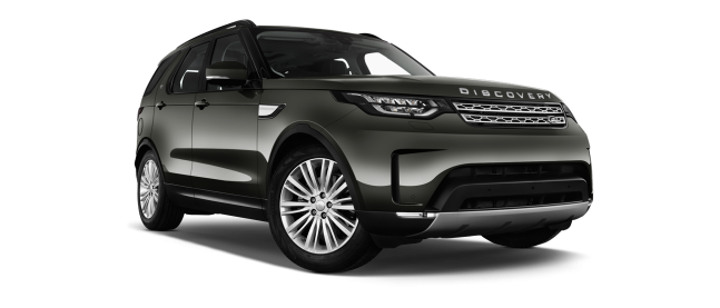 Land Rover – Discovery