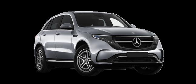 Mercedes – EQC