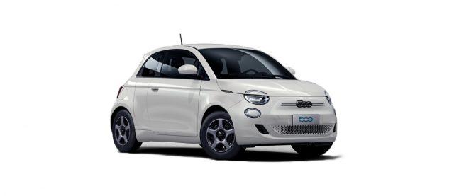 Fiat – 500e 3+1