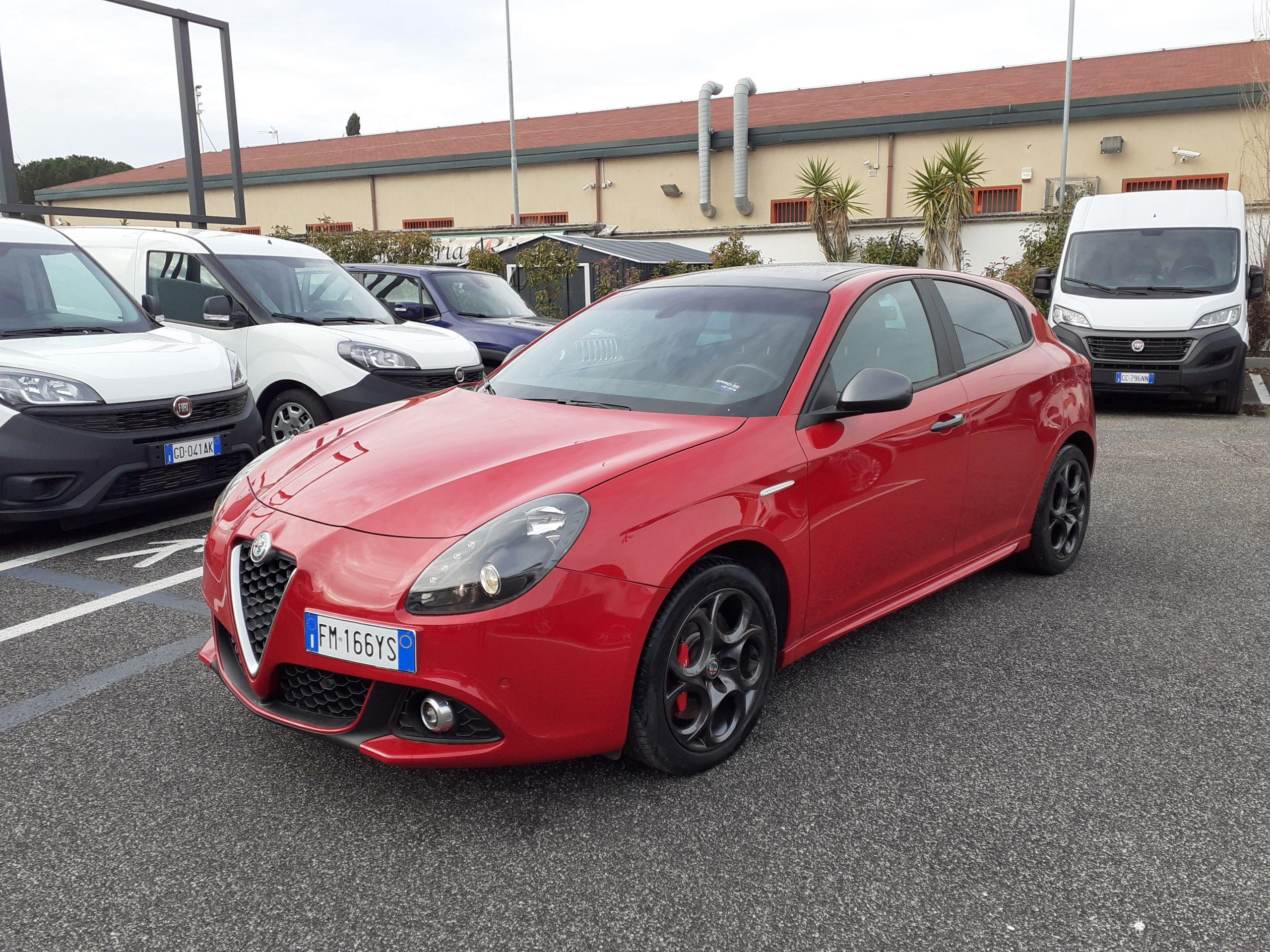 Alfa Romeo Giulietta III 2016 Diesel